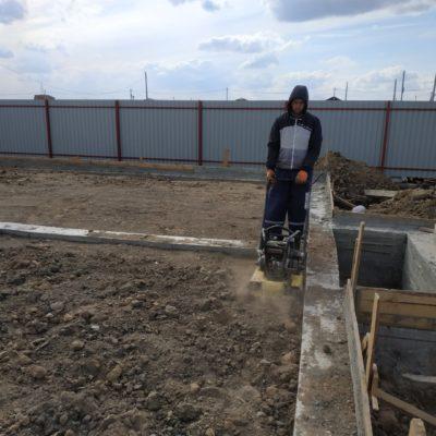 Наши работы по малоэтажному строительству
